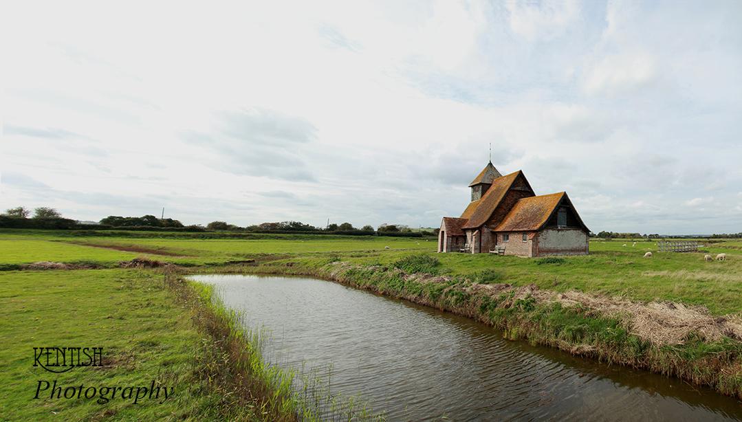 Thomas a Becket Church Fairfield Romney Marsh