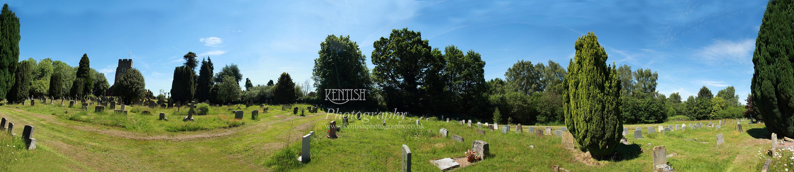 Ightham Churchyard