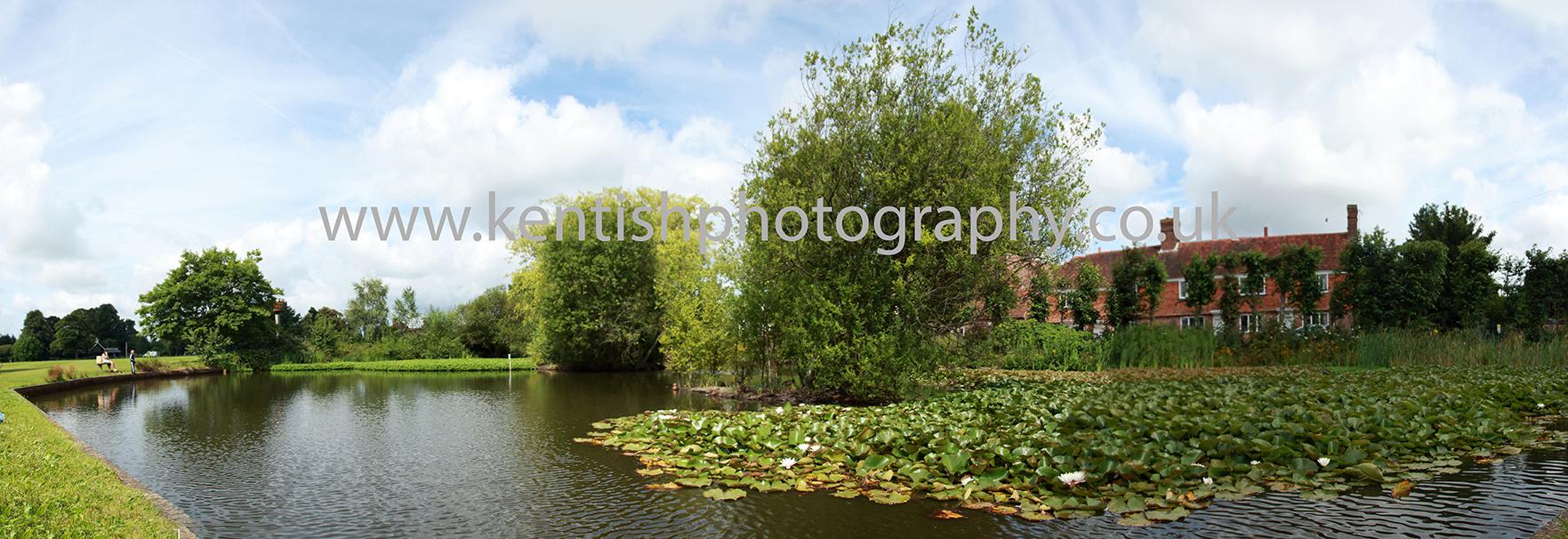 Matfield Pond