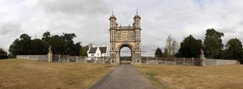 Eastwell Park Gatehouse